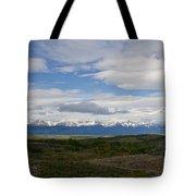 Cordillera Moore Tote Bag