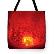 Core Flame Tote Bag