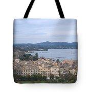 Corfu.new Port Tote Bag