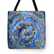 Coriolis 4 Tote Bag by Regina Valluzzi