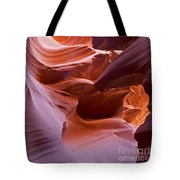 Corkscrew Canyon Tote Bag