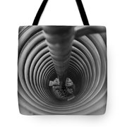 Corkscrew Tote Bag by Fran Riley