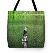 Cormorant Chilling Tote Bag