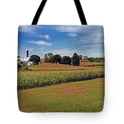 Corn Farmer Tote Bag