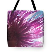 Corn Flower And Light Tote Bag