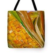 Corn In The Husk Tote Bag