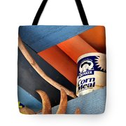 Corn Meal And Ritz 31906 Tote Bag