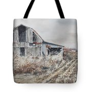 Corn Rows Tote Bag