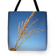Corn Tassel Tote Bag