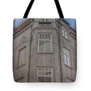 Corner Building Helsingborg 02 Tote Bag