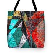 Corner Dancer  Tote Bag