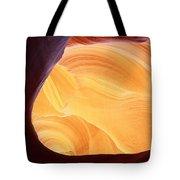 Corner Flame-sq Tote Bag