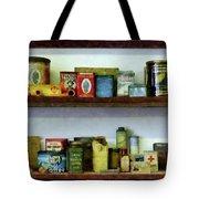 Corner Grocery Store Tote Bag