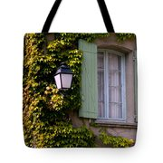Corner House Tote Bag