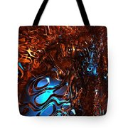 Corners Of My Mind Tote Bag by Louis Ferreira