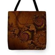 Corners Of The Mind Tote Bag