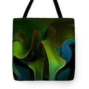 Cornflower Glass Managerie Tote Bag