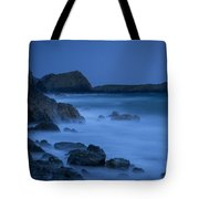 Cornwall Coast Tote Bag