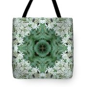 Cornwall Flowers Two Tote Bag