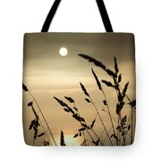 Cornwall Misty Sunset One Tote Bag