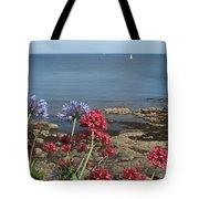 Cornwall Newlyn Coast One Tote Bag
