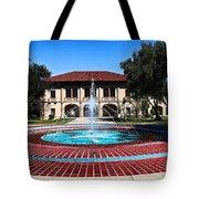 Corona Ca Civic Center Tote Bag