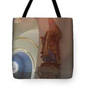 Corona Madonna Tote Bag