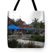 Coronado Ferry Landing Marketplace In Coronado California 5d24386 Tote Bag