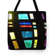 Coronado Hospital Chapel Stained Glass Tote Bag