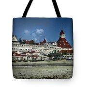 Coronado Hotel Tote Bag