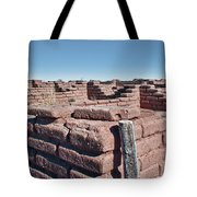 Coronado Monument Adobe Walls Tote Bag