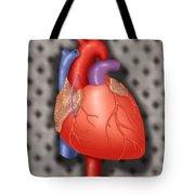 Coronary Vein Graft Tote Bag