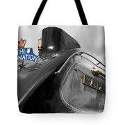 Coronation Mallard Tote Bag