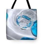 Coronet Splash Tote Bag