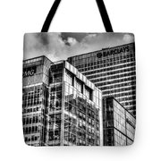 Corporate London Tote Bag