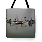 Corpus Christi Bay Tote Bag