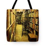 Corridor Of Contemplation Tote Bag
