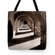 Corridors Of Stone Tote Bag