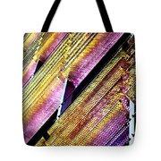 Corrugated Music Tote Bag