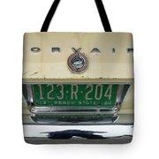 Corvair Tote Bag