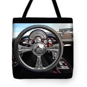 Corvette C1 - In The Driver's Seat Tote Bag