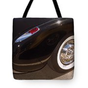 Corvette Curves Tote Bag