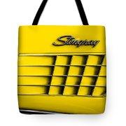 Corvette Gills Tote Bag