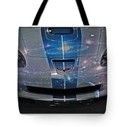 Corvette Is Out Of This World Tote Bag
