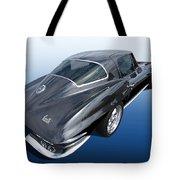 Corvette Stingray 1966 Tote Bag