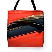 Corvette Torch Tote Bag