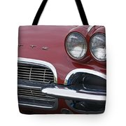 Corvette Tote Bag