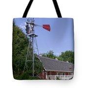 Cosley Zoo Windmill And Barn Tote Bag