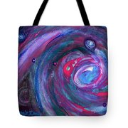 Cosmic Activity 15 Tote Bag