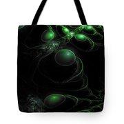 Cosmic Alien Eyes Original Tote Bag